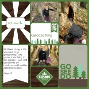 Geocaching- ROAR!!