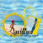 I Am Resolved