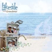 ABk- Lakeside With Grandma
