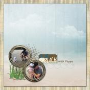 ABK- Beach With Poppa