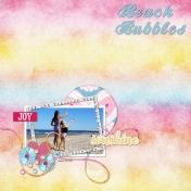 Beach Bubbles