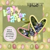 Easter Egg Hunt part 2