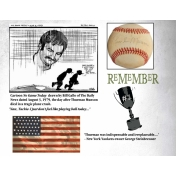 Thurman Lee Munson Memorial Page