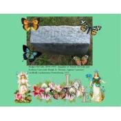 Bridget McNulty Grave Memorial Page