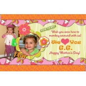 Mother's Day 2011- GG's Card