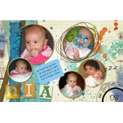 Baby Book: Nia's First Year (16/44)