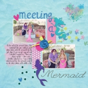 meeting a mermaid