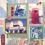 England at EPCOT