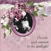 Cherish each moment in the spotlight!