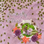 Butterfly Bliss 2