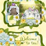 Welcome to tea!