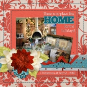 There is no place like HOME for the holidays!