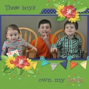 These boys own my heart!