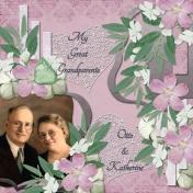My Great Grandparents