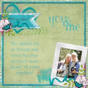 you & me- 2