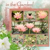 Serenity in the garden!