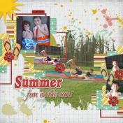 Summer fun in the sun! (sds)