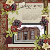 Carnegie Library- Belton, Texas