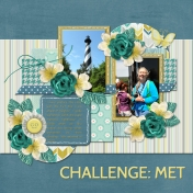 Challenge Met (Jen C Designs)