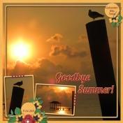 Goodbye Summer (LJS Designs)