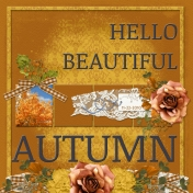 Hello Beautiful Autumn