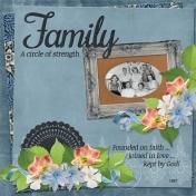 Family- a circle of strength (ADB)