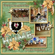There is no place like HOME for the holidays! (ads)