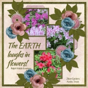 The Earth laughs in flowers! (pbs)