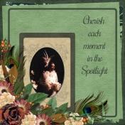 Cherish each moment in the Spotlight! (ADB)