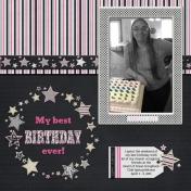 My best BIRTHDAY ever!