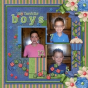 my favorite boys