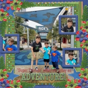 """Super Friends"" make everyday an ADVENTURE (wd)"