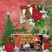 Family is the best Gift (DFDD)