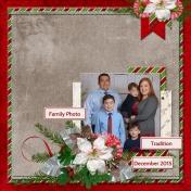 Family Photo Tradition (DFDD)