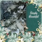 Simply Beautiful (WD3)