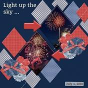 Light up the sky... (JCD)