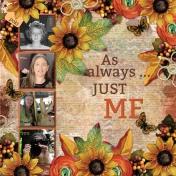 As always JUST ME (wlm2019)