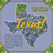 I'm WILD about Texas!