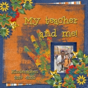 My teacher and me! (WD)