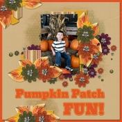 Pumpkin Patch Fun (TSbyGina)
