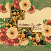 Autumn Bounty (WD)