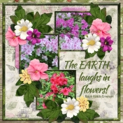 The EARTH laughs in flowers (dfdd)