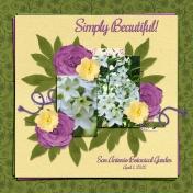 Simply Beautiful AGAIN (WD4)