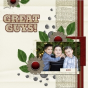 GREAT GUYS (TS)