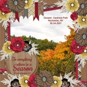 To everything there is a season (jdunn)
