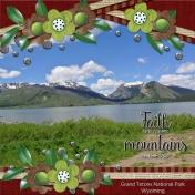 Faith can move mountains (ginajones)