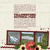 Yellowstone National Park (GJones)