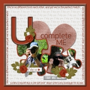 U complete ME (sharon DS)