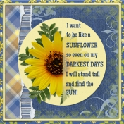 I want to be like a SUNFLOWER... (PBS)
