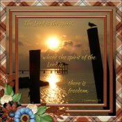 The Lord is the spirit... (JDunn)